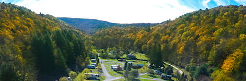 Find Campgrounds Along Pa Route 6