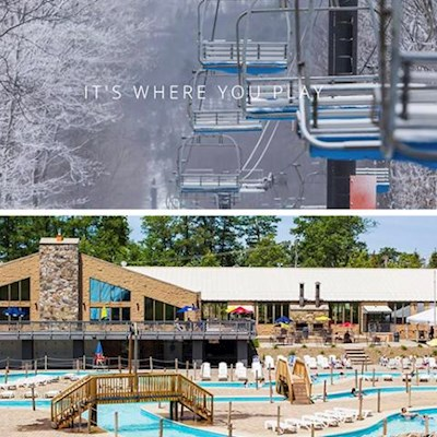 Montage Mountain Ski Resort and Water Park